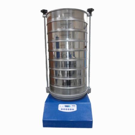 Sieving machine sieve shaker
