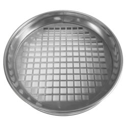 Test Sieve square hole perforated plate 10.00mm