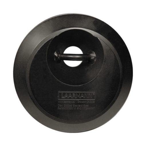 Pulverizer disc standard steel