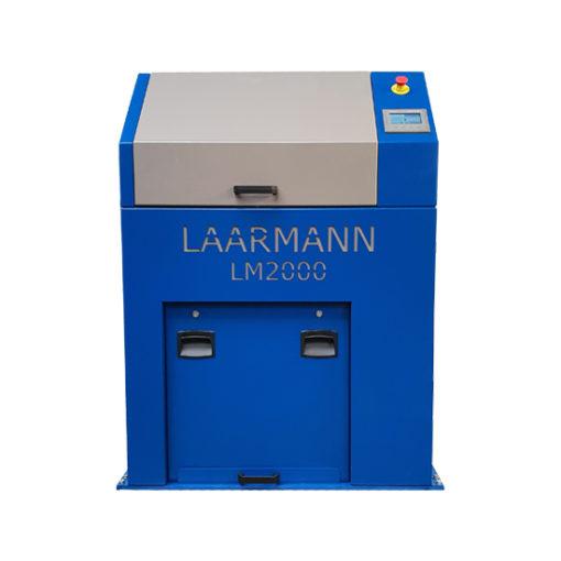 LM 2000 pulveriser ring mill