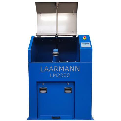 LM2000 pulveriser ring mill