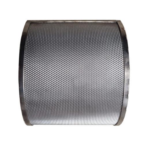 cutting mill bottom sieve