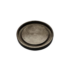 B50 chrome steel lid