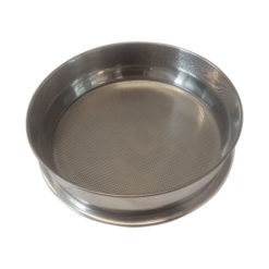 test sieve perforated