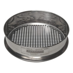 test sieve round hole perforated plate 10mm sieves