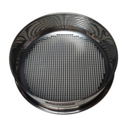 test sieve square hole perforated plate